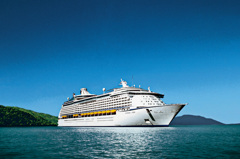 Mariner of the Seas to cruise Brazil