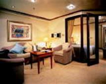 Silversea Suite Single