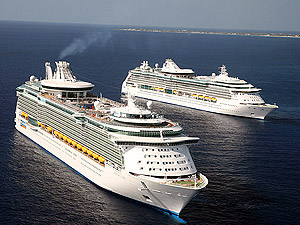 Oasis of the Seas Aces Sanitation Exam