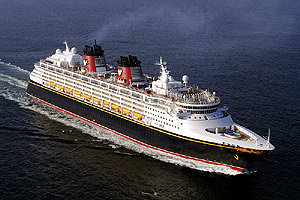 Cruise Ships to the Rescue