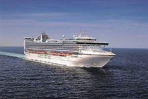 Dramatic Drydock Experience For Grand Princess