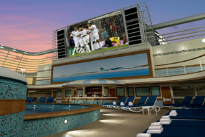 Royal Caribbean Get Onboard With Euro 2012