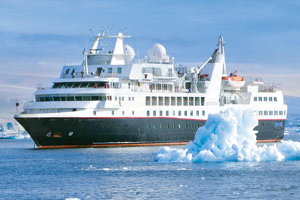 Silversea Seek Second Icebreaker Expedition Ship
