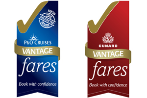 P&O Cruises & Cunard Launch New Price Promise