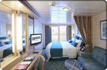 Deluxe Ocean View w/Balcony