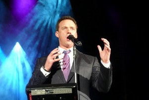 Russell Watson Rides The Sound Waves With P&O Cruises