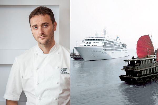 Michelin Star Chef Joins Silver Shadow For Far East Cruise