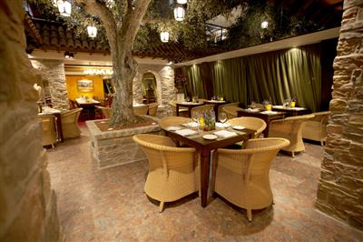 La Cucina, deck 14 of the Norwegian Epic, serves Italian dishes