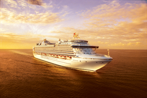 Princess Cruises Launch 2014 European Programme