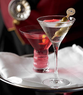 Celebrity Cruises Present New Cocktail Menu