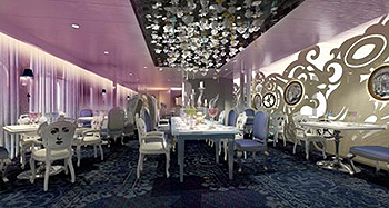 Royal Caribbean Reveal New Quantum-class Dining