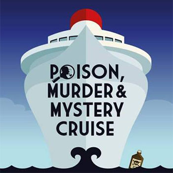 Fred. Olsen launch Poison, Murder & Mystery Cruise