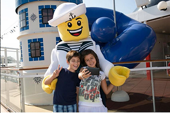MSC Cruises Partners With LEGO