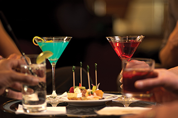 Cunard Offer Free Drinks On Select Cruises