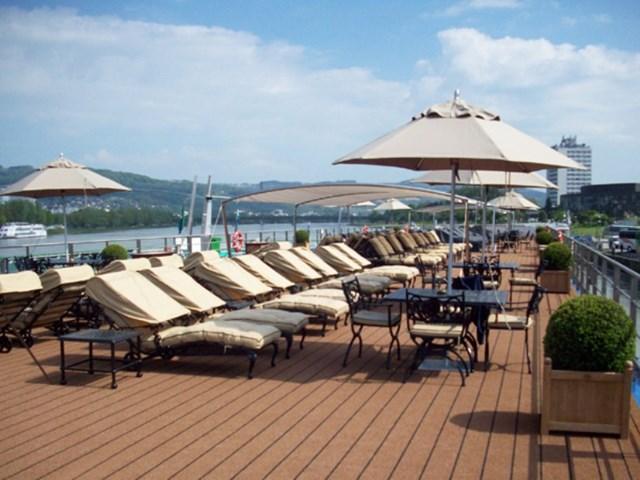 River Beatrice sun deck