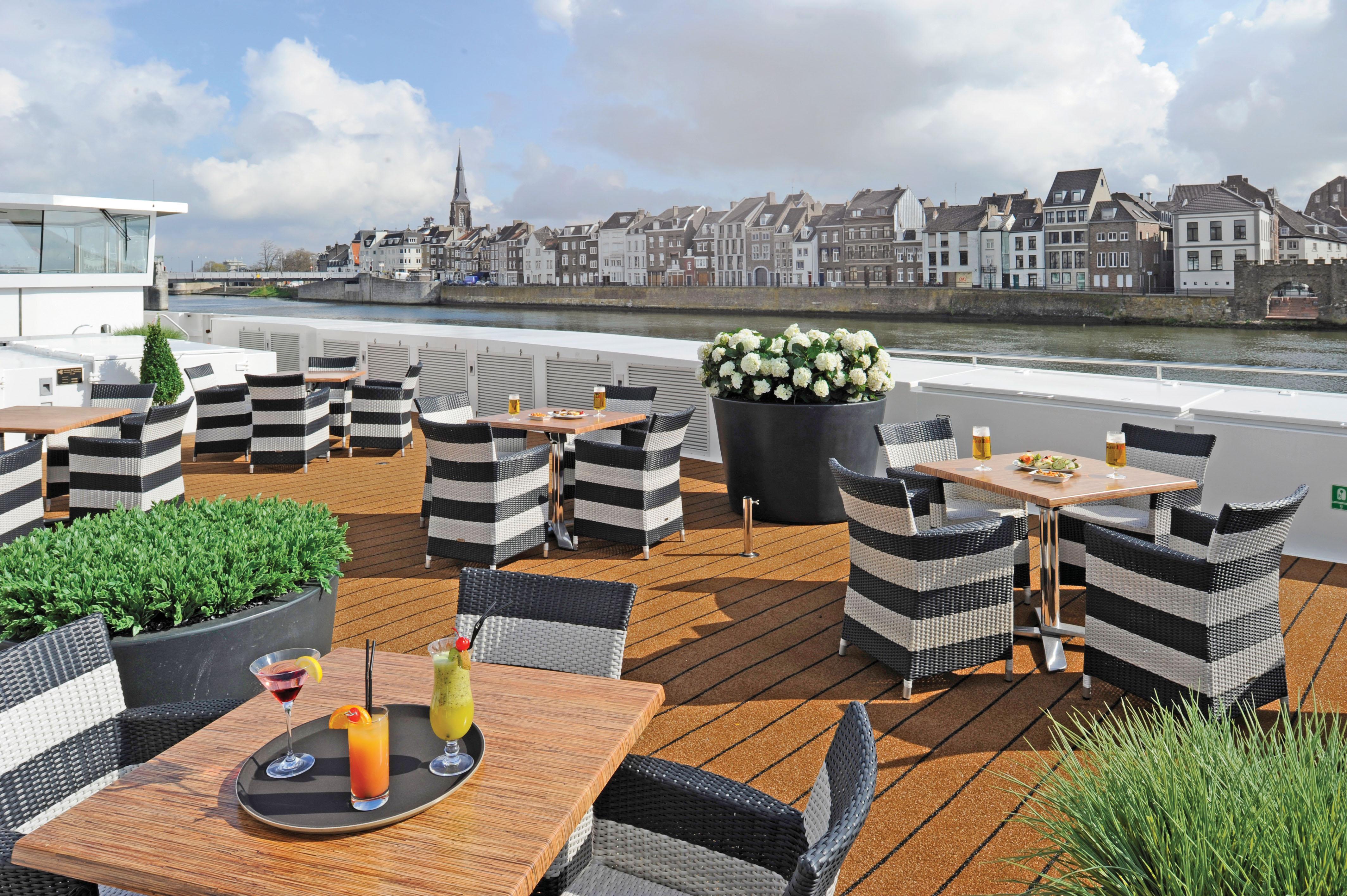 Roof Garden Terrace