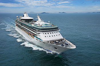 Thomson Cruises To Gain Royal Caribbean Ship