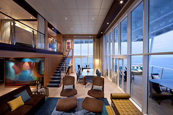 Royal Caribbean To Introduce Suite Class