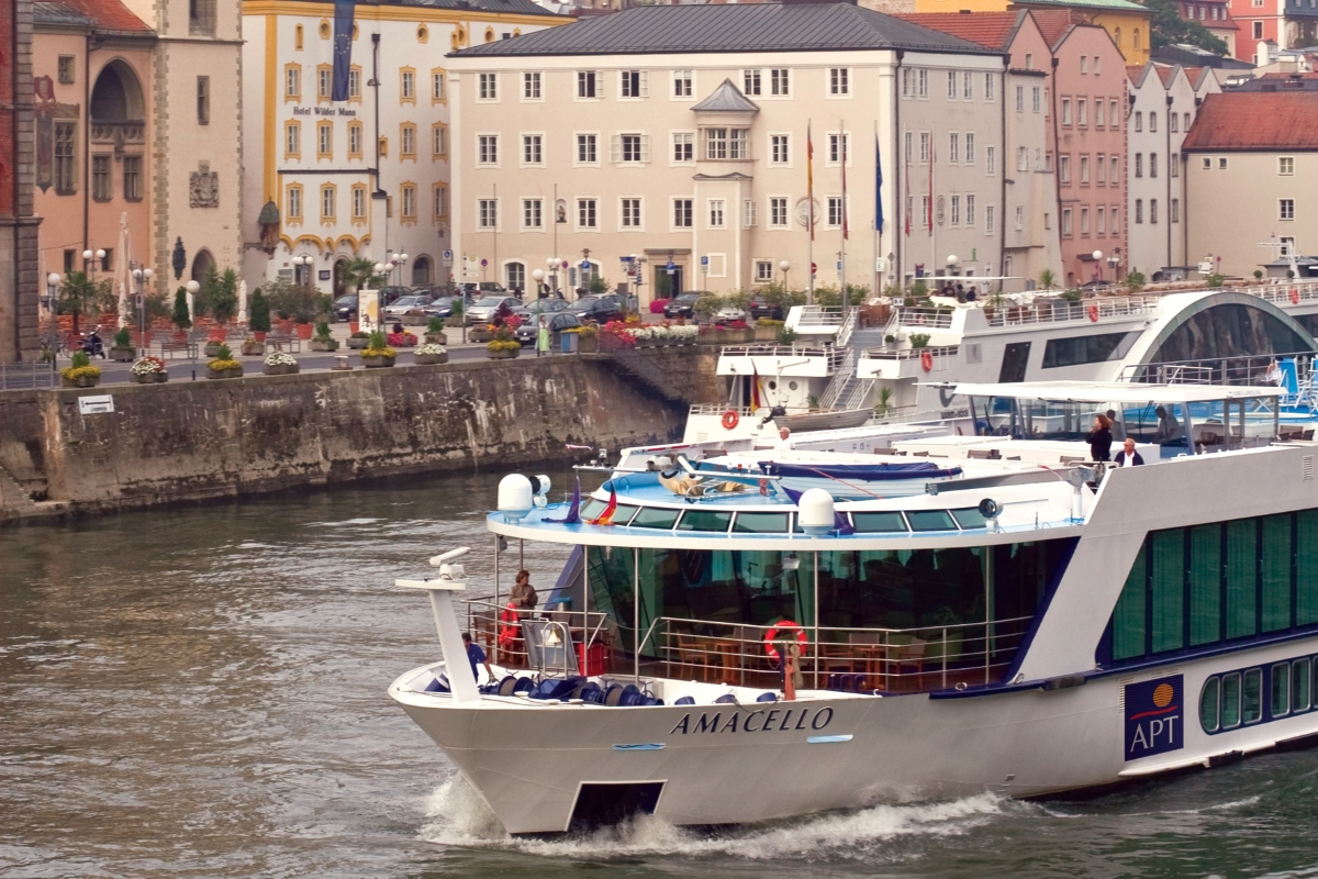 Danube River Cruises