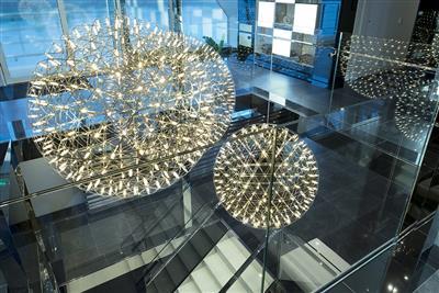 Emerald Star lobby