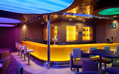 The Sinatra's Bar onboard Magellan by Ccruise and Maritime