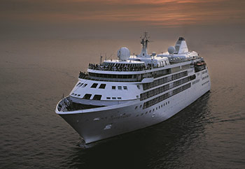 Silver Cloud will join Silversea Cruises Expedition Fleet