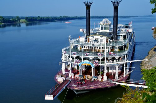 American Queen Steam Boat Company