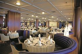 Another angle of the main dining room