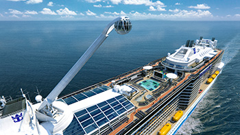 Live updates from Quantum of the Seas
