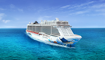 Norwegian Escape prepares for maiden voyage