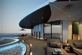 The Spa Sanctuary and Plunge Pools on the Scenic Eclipse