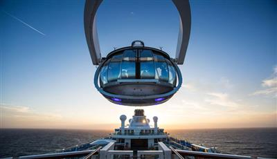Ovation of the seas-north sea
