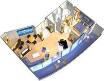 Royal Suite Plan