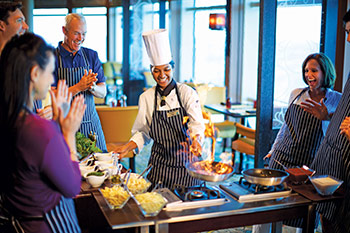 New Chef Tours for Celebrity Cruises