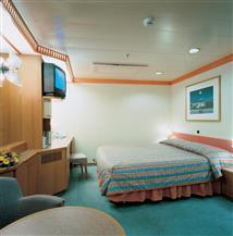 Inside Double Cabin