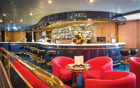 The Sirens Bar on-board Astoria by Cruise&Maritime.