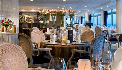 Azamara Club Cruises Aqualina Restaurant