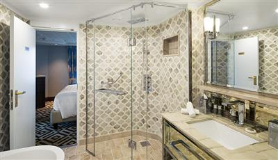Azamara Club Cruises Club Ocean Bathroom