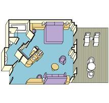 Island_Premium Suite w/Balcony