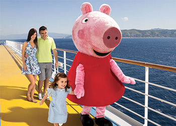 Costa for Kids with Peppa Pig