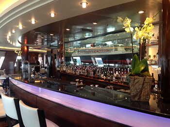 New Cocktails for Cunard inspired by Commodores