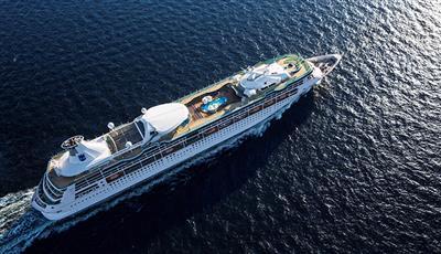 Rhapsody of the Seas, exterior