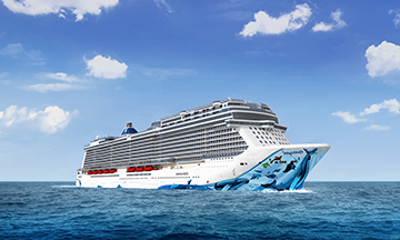 Norwegian Bliss is now on sale for 2018 sailings to Alaska and the Caribbean