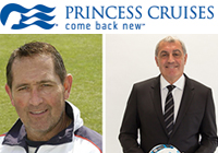 Star-studded speaker line-up announced for Crown Princess