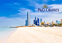 JUST ANNOUNCED! Cruise the Arabian Gulf with P&O Cruises