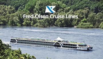 Fred. Olsen River Cruise – Pre-register now!