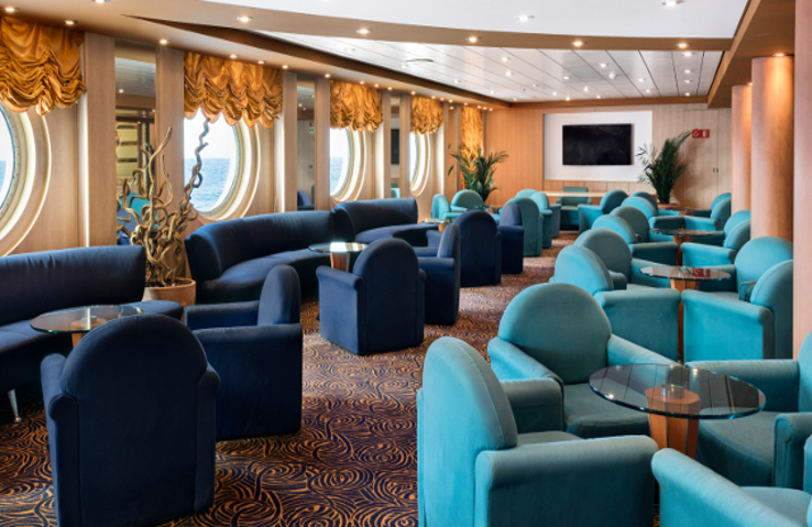 MSC Armonia Lounge