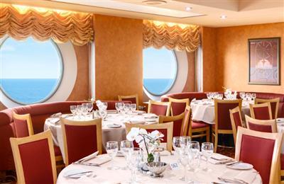 MSC Armonia Restaurant