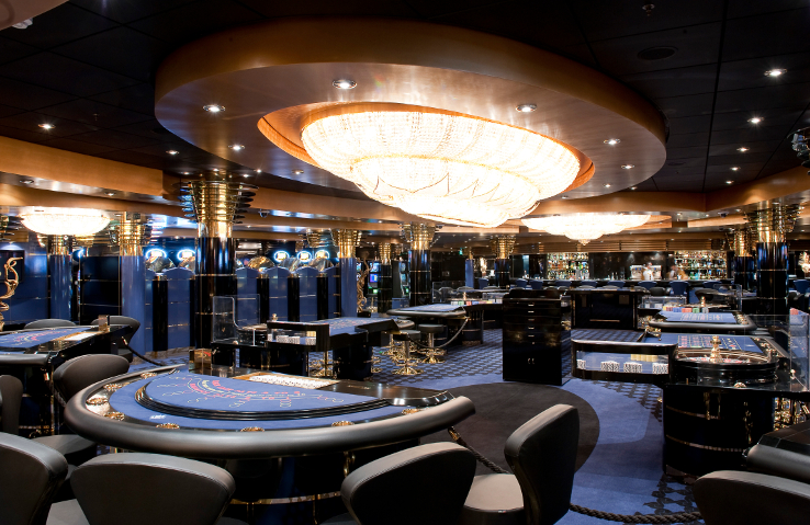 MSC Magnifica Casino