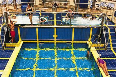 Splendour Pool